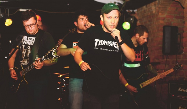 Going. | LoB: Hanz Bonanza vs Paranoja / Alhena - Piwnica Music & Beer