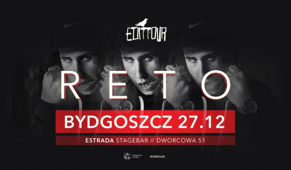 Going. | ReTo w Bydgoszczy - Estrada Stagebar