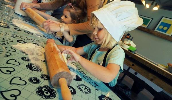 Going. | Maluchy w kuchni! - Atuty Studio Kulinarne