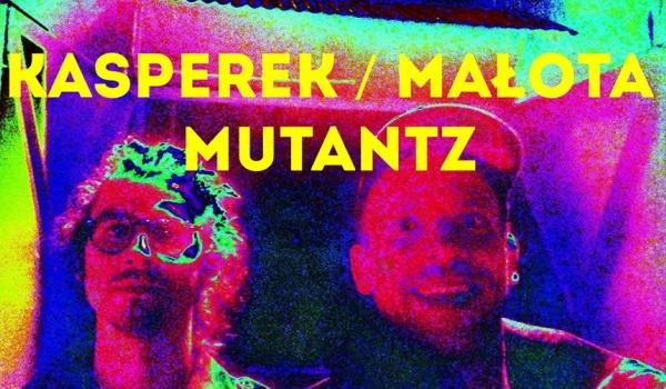 Going. | Kasperek / Maota - Mutantz - MÓZG Warszawa
