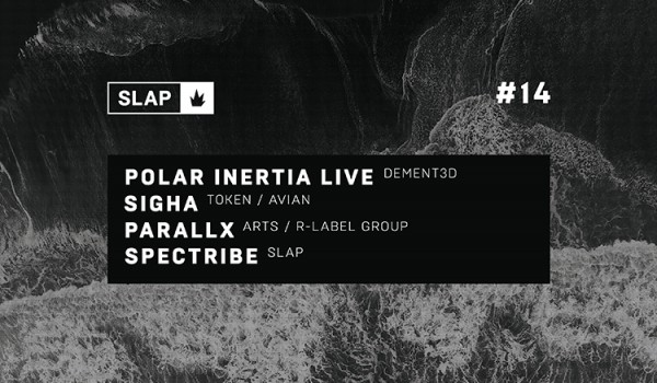 Going. | Polar Inertia LIVE / Sigha / Parallx / Spectribe
