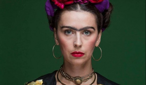 "Going. | Teatr Kępa: ""Frida – życie, sztuka, rewolucja"" - PROM Kultury Saska Kępa"