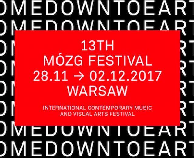 Going.   MÓZG Festival
