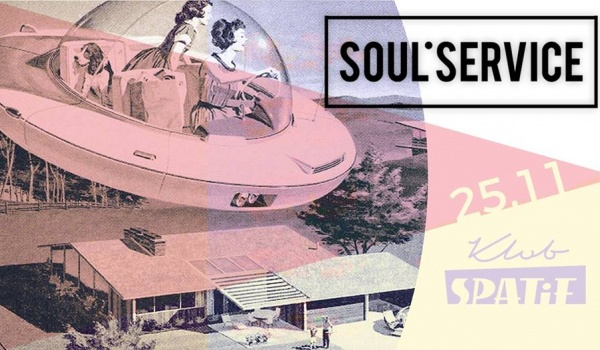 Going. | Soul Service #6