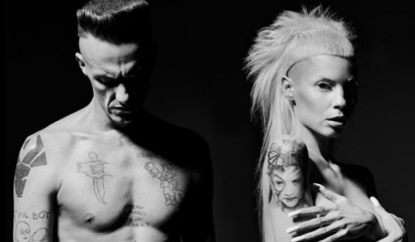 Going. | Die Antwoord Night - Sfinks700