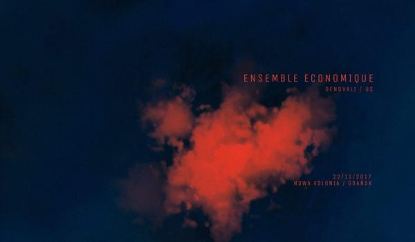 Going. | Ensemble Economique // Denovali / US