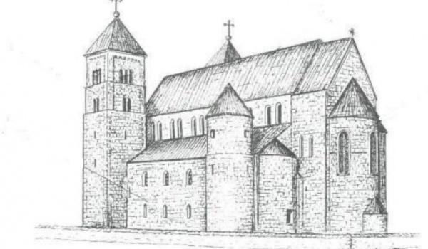 Going. | Potęga sklepienia – architektura romańska – wykład dla Seniorów - Muzeum Miasta Gdyni