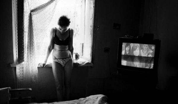 Going. | Maciej Pisuk – Pod skórą - Muzeum Fotografii w Bydgoszczy