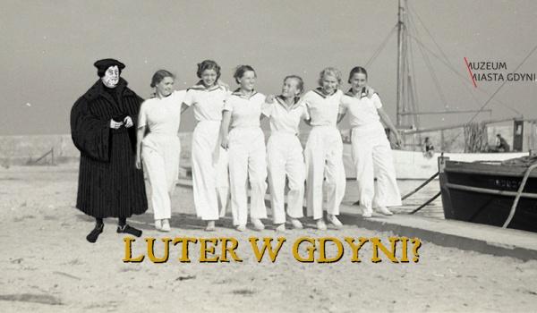 Going. | Cykl wykładów towarzyszących wystawie 'Luter w Gdyni'