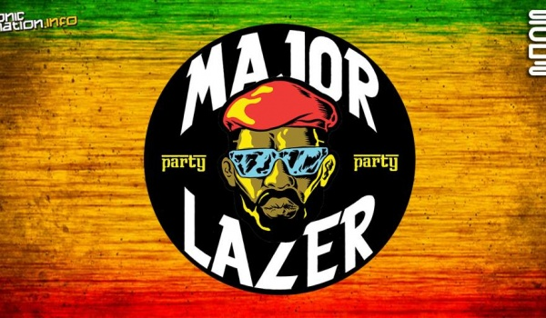 Going. | MAJOR LAZER Party + Ragga Jungle DNB / 24.11 / Łodź - Soda