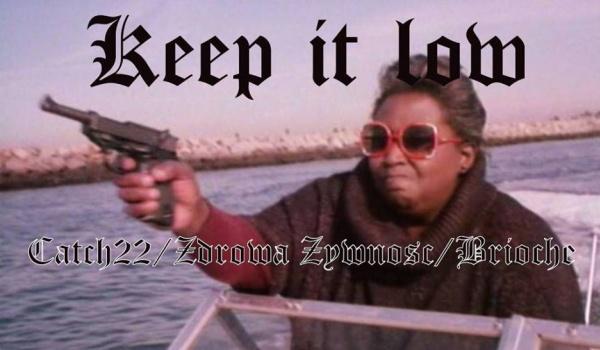 Going. | Keep It Low: Surf Nazis Must Die // Nuke 'Em High