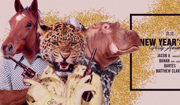Going. | New Years Eve pres. Party Animals! - SQ klub