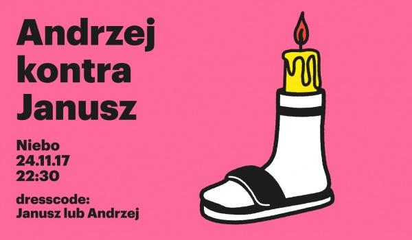 Going.   Andrzej kontra Janusz!