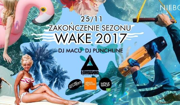 Going. | Zakończenie Sezonu Wake 2017 - Niebo