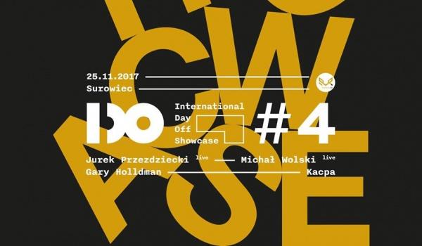 Going. | IDO showcase: Jurek Przeździecki live, Michał Wolski live - Surowiec