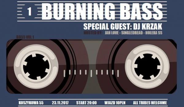 Going. | Burning Bass #1 : DJ Krzaku
