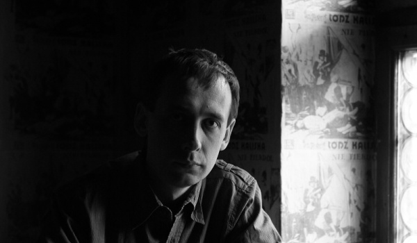 Going. | Spotkanie z Piotrem Macierzyńskim - Centrum Kultury ZAMEK w Poznaniu