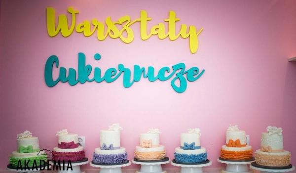 Going. | Warsztaty cukiernicze: Tort w stylu angielskim