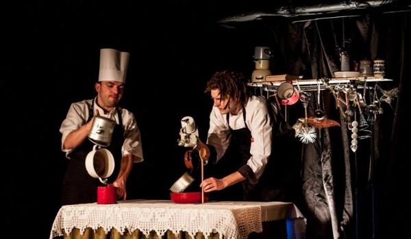 Going. | Wielkie ciasto - spektakl dla dzieci - Oliwski Ratusz Kultury