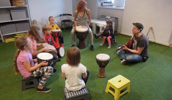 Going. | Warsztaty muzyczne dla dzieci 6+ - Sztuczka