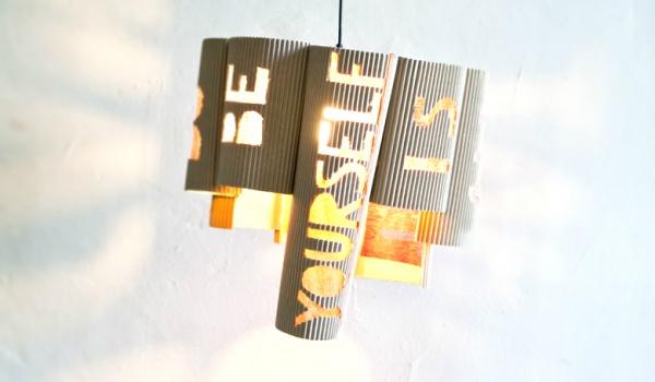 Going. | LampART – Tworzenie upcyclingowych lamp - Warsztaty Kultury