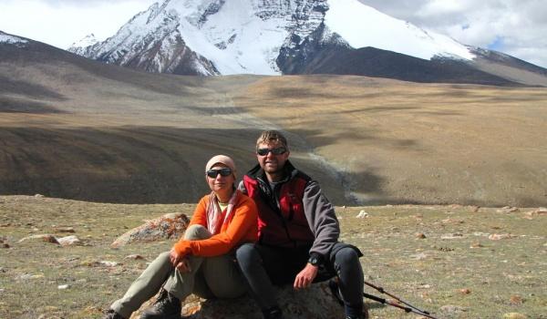 Going. | Wielki Szlak Himalajski – Bartosz Malinowski - Próba Cafe