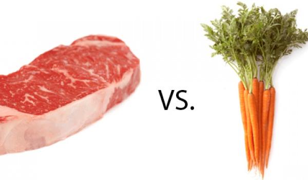 Going. | FOOD FIGHT Wegan vs. Mięcho