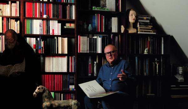 Going. | Dlaczego jestem konserwatystą – prof. J. Górski o projektowaniu - Galeria Sztuki Wozownia