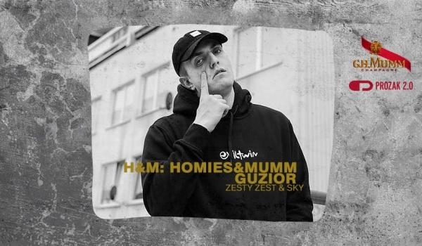 Going. | H&M: Homies & Mumm feat. Guzior