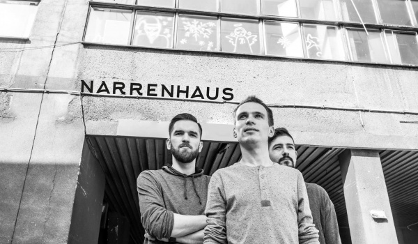 Going. | Narrenhaus bash czyli Roger bday