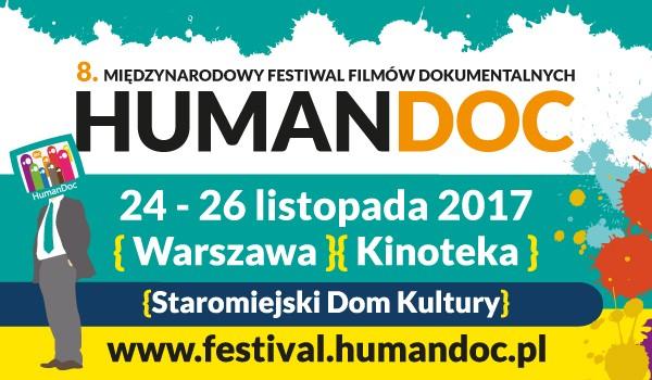 Going. | Festiwal Filmów Dokumentalnych HumanDOC / Dzień 1 - Kinoteka