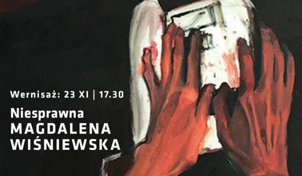 Going. | Magdalena Wiśniewska. Niesprawna - wernisaż