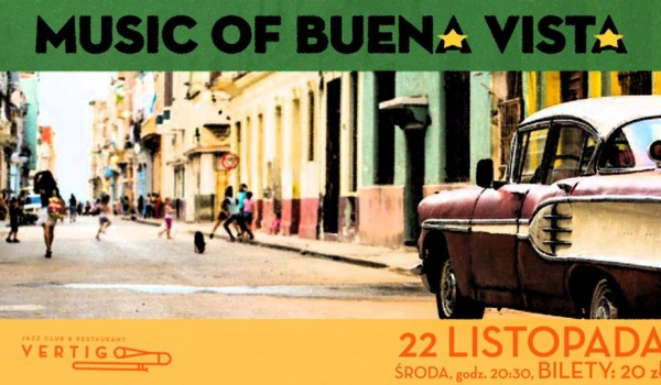Going. | Music of Buena Vista