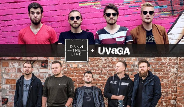 Going. | Draw The Line + UVAGA