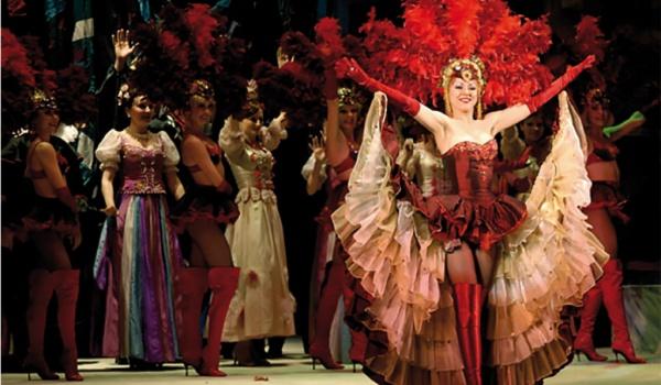 Going. | Teatr Narodowy Operetki Kijowskiej - Operetki Czar - Palladium