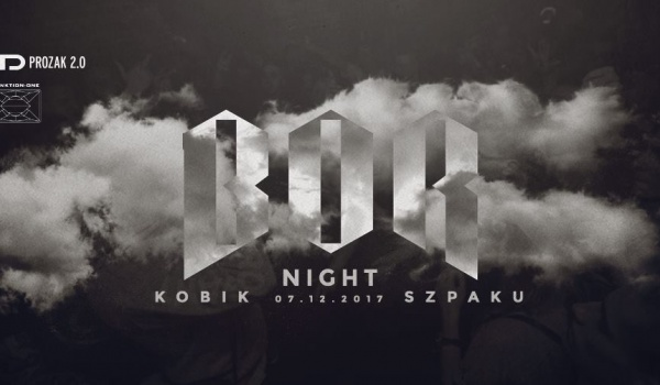 Going. | BOR Night: Szpaku & Kobik