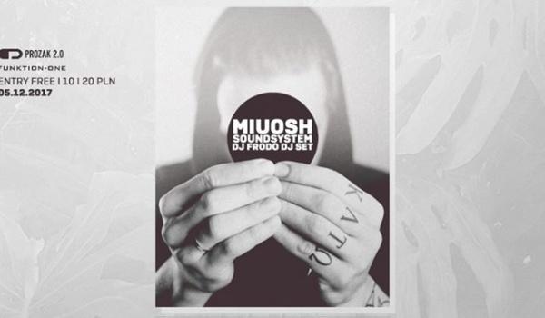 Going.   Miuosh Soundsystem x Today