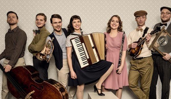 Going. | Potańcówka z Warszawską Orkiestrą Sentymentalną - Klub Wytwórnia