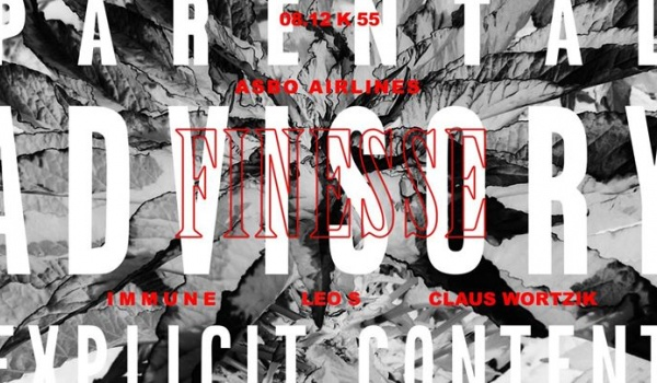 Going. | FINESSE #005 invites Asbo Airlines