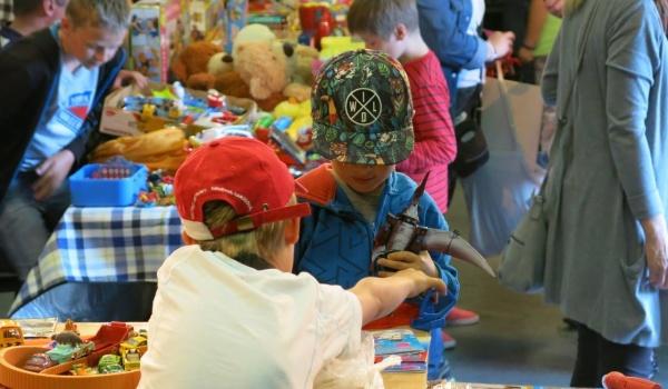Going. | Dziecięcy Pchli Targ w Projektorni GAK - Projektornia GAK
