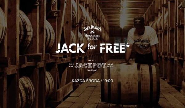 Going.   JACK for Free* x Podwójny Mikołajkowy