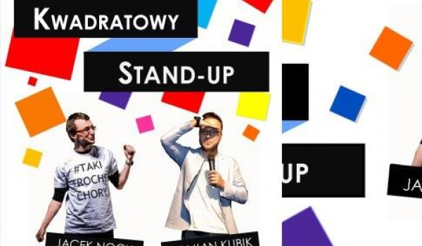Going. | Kwadratowy Stand-up