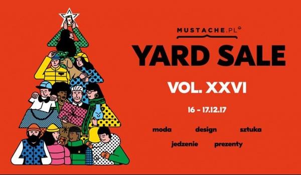 Going. | Mustache.pl: YARD SALE vol. 26 - Pałac Kultury i Nauki