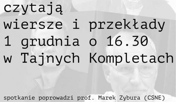Going. | Domašcyna, Pietraß, Szaruga i Śnieciński w Tajnych Kompletach - Tajne Komplety