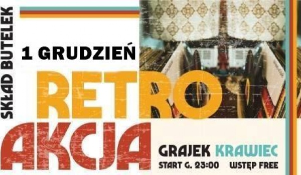 Going. | RetroAkcja by Grajek Krawiec - Skład Butelek