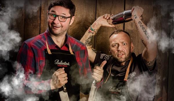 Going. | Masters of Fire - warsztat kulinarny z Darkiem Kuźniakiem - Galeria Wnętrz Domar