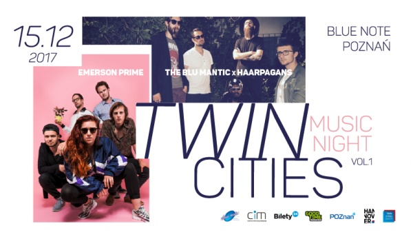 Going. | Twin Cities Music Night vol.1 - Blue Note Poznań