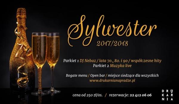 Going. | Sylwester w Drukarni