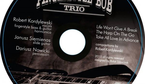 Going. | Jan Gałach & Fingerstyle Bob Trio