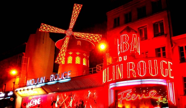 Going. | Sylwester Moulin Rouge - Bunkier Club